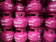 Pertamina Proyeksikan Penjualan LPG Naik 5,9% di 2021