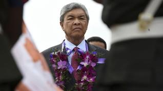 Mantan Wakil PM Malaysia Ditangkap