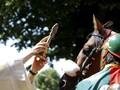 FOTO: Tiga Abad Berpacu Kuda untuk Bunda Maria