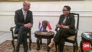 Ke Jakarta, Menlu Belanda Bahas Situasi HAM di Papua