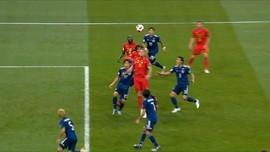 VIDEO: Kemenangan Super Dramatis 3-2 Belgia Atas Jepang