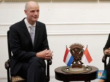 Menteri Retno Terima Kunjungan Menlu Belanda di Jakarta