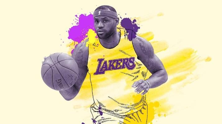 Clippers kini menjadi favorit untuk menjuarai gelaran NBA musim 2019-2020.