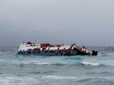 Kapal Tenggelam di Selayar Bawa Rp 30 M Milik Bank Sulselbar