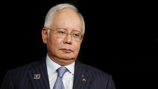 Najib Dijatuhi 25 Dakwaan Terkait Skandal 1MDB