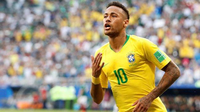 Neymar Diklaim Minta PSG Depak Cavani dan Rekrut Suarez