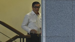 Sidak Lapas Porong, Yasonna Sebut Napi Korupsi Lebih Bersih