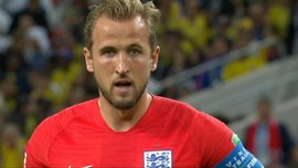 VIDEO: Dua Gol Penalti Harry Kane yang Matikan Kolombia