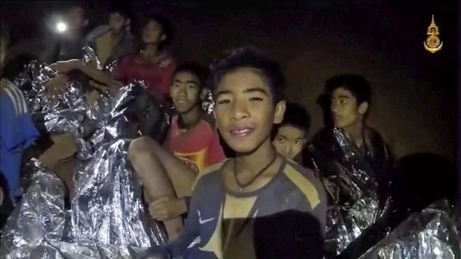 Belasan Remaja Korban Gua Thailand Tinggalkan Rumah Sakit
