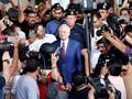 Najib Bayar Sisa Uang Jaminan Senilai Rp1,7 Miliar