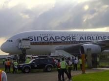 Mengenang Super Jumbo Airbus A380 yang Pernah Landing di RI