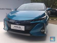 Diam-Diam Toyota Mau Buat Mobil Listrik di RI, Produksi 2022