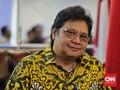 Bursa Calon Ketua Golkar, Airlangga Tagih Komitmen Bamsoet