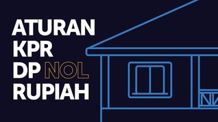 Aturan DP Nol Rupiah