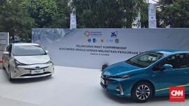 Perusahaan Jepang Siap Produksi Kendaraan Listrik di RI