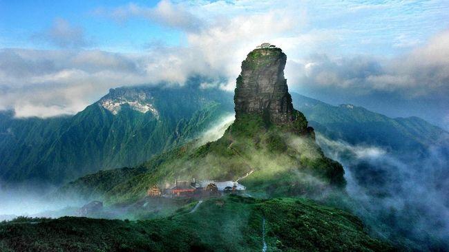 Daftar Lengkap Situs Cagar Budaya Baru UNESCO
