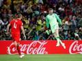 Selebrasi Ronaldo di Balik Aksi Pickford Menangkan Inggris