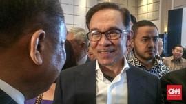 Anwar Ibrahim Dijadwalkan Jadi Anggota Parlemen Hari Ini