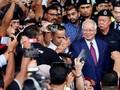 Ingin Bebaskan Najib, Pendukung Galang Miliaran Rupiah