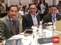 Di Jakarta, Anwar Ibrahim Singgung Kasus Najib Razak