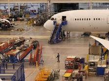 Aduh, Ada Cacat pada Pesawat Boeing 787 Dreamliner