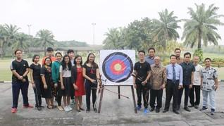 Klub Panahan Muncul, President University Siap Cetak Prestasi
