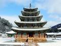 Korea Selatan Ajak Turis Bermalam di Vihara