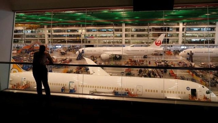 Kerja sama antara Indonesia dan Boeing diharapkan juga bisa menyentuh pengembangan biofuel untuk pesawat.