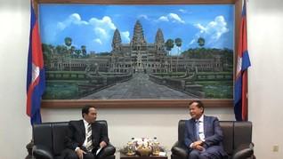 Kamboja Harapkan Indonesia Hidupkan 'Jejak Peradaban'