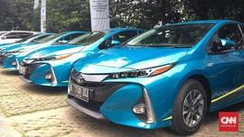'Adu Gengsi' Riset Mobil Listrik Mitsubishi dan Toyota