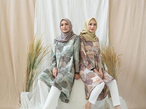 7 Model Berhijab Cantik Asal Indonesia yang Lagi Naik Daun 1