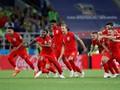 Lagu Football's Coming Home Menggema di Rusia