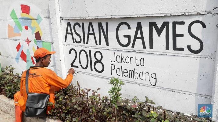 Kementerian Pariwisata memperkirakan pemasukan dari wisatawan mancanegara selama Asian Games 2018 dapat mencapai US$230 juta atau sekitar Rp 3,3 triliun.