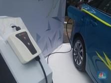 Industri Spare Parts Ingin Ikut Kembangkan Mobil Listrik