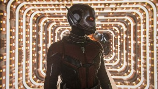 'Superman' hingga 'Ant Man' Ramaikan Kampanye Damai di Monas
