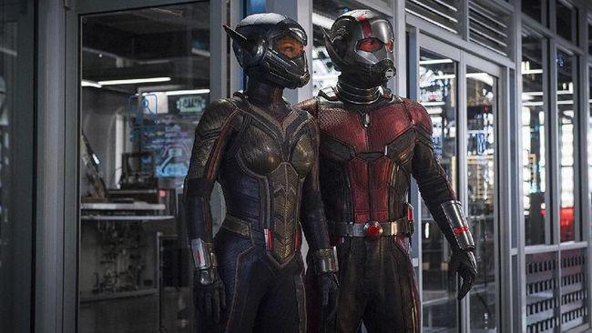 Ulasan Film: 'Ant-Man and the Wasp'