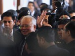 Eks PM Malaysia Najib Razak Dikenai 21 Tuduhan Pencucian Uang