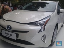 Mobil Listrik Ubah 30% Struktur Industri Komponen Otomotif