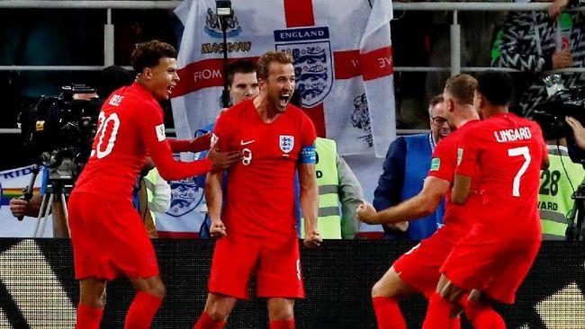 Jadwal Siaran Langsung Swedia vs Inggris di Piala Dunia 2018