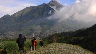 PVMBG Sebut Erupsi Gunung Merapi Bersifat Efusif