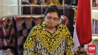 Bertemu Megawati, Airlangga Jamin Kemenangan Jokowi
