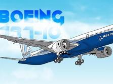 Anggota Keluarga Lengkap Boeing 787 Dreamliner