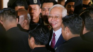 Diadili, Eks-PM Najib Razak Minta Maaf pada Rakyat Malaysia