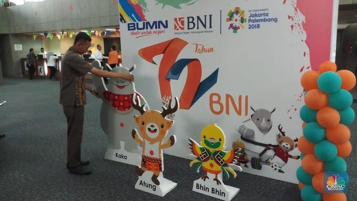 BNI Beri Pinjaman ke Garuda Indonesia US$ 200 Juta