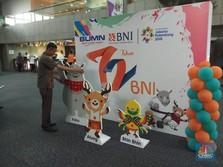 Tingkatkan Ekspor, BNI Kerjasama dengan 4 Bank Internasional