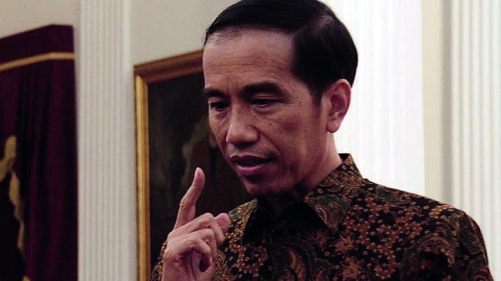 Sebut Ekonomi Sedang Sulit, Ini Pesan Jokowi Bagi Para Bupati