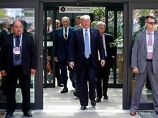 Sering Adu Mulut, John McCain Tak Sudi Trump ke Pemakamannya