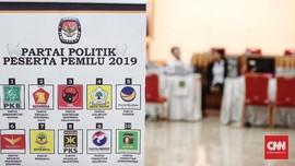 Survei: NasDem Bakal Salip Posisi Demokrat di Pileg 2019