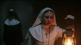 Bikin 'Jantungan', Iklan Film 'The Nun' Dicopot YouTube