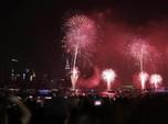 Kemeriahan Pesta Ulang Tahun Amerika Serikat ke-242
